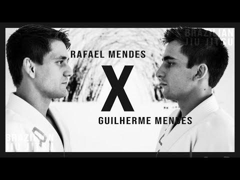 LUTA ÉPICA entre Rafael Mendes e Guilherme Mendes Jiu Jitsu