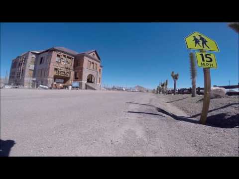 BigRigTravels Segway Adventure! Ghost Town of Goldfield, Nevada