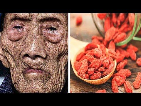 256-Year World's Oldest Man - Li Ching-Yuen   Herbs He Took