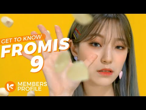 fromis_9 (프로미스나인) Members Profile (Birth Names, Dates, Positions etc) [Get To Know K-Pop] (2019 ERA)