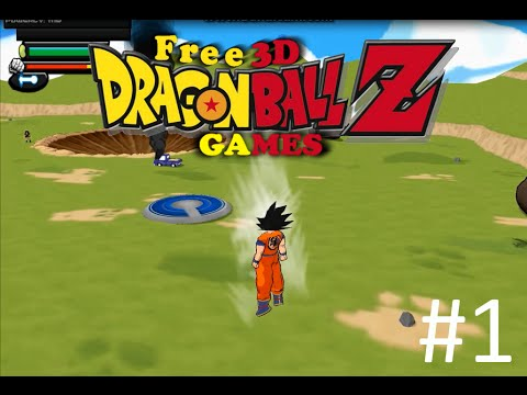 Free 3d Dragon Ball Z Games Episode 1 Z Warrior