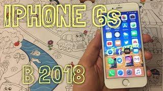 Iphone 6s спустя 3 года