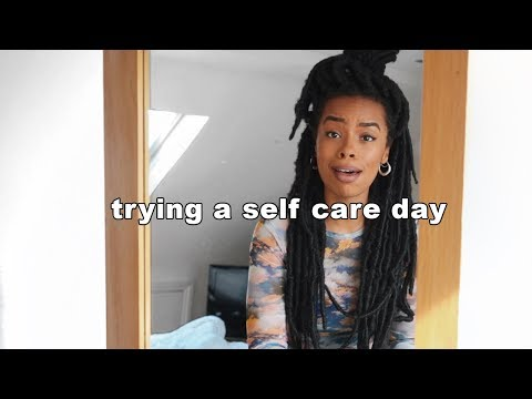 Trying Self Care Day | & what I eat vegan