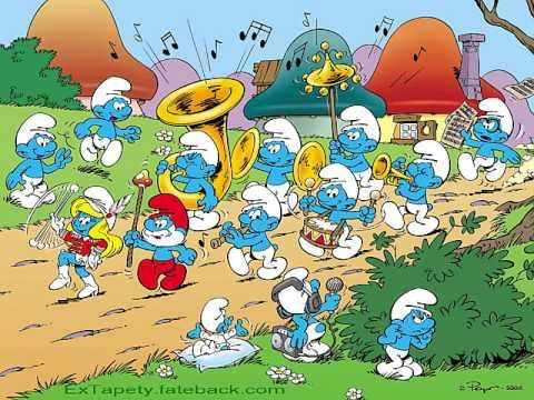 Piosenki dla dzieci Smerfy:Smerfne hity Kompilacje muzyczne