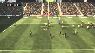 All Blacks Rugby Challenge 2 Lions Tour-Official Trailer And Game play