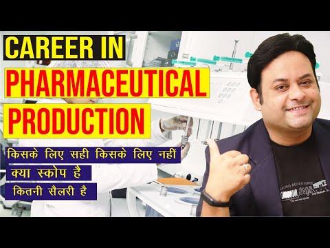 Pharma Production II Career, Scope, Job, Salary