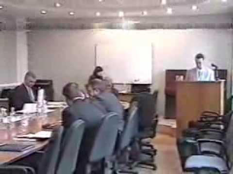 Защита моей диссертации 25.04.2003 (Часть 2)
