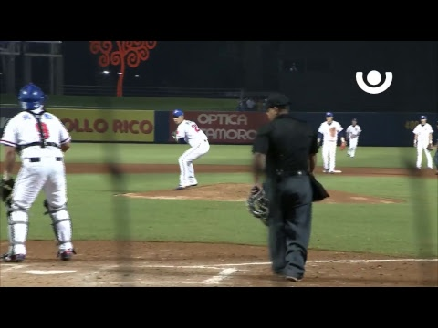 Serie Inaugural - Taiwán vs. Nicaragua - [Segundo Partido]