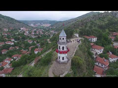 Bolu Göynük Zafer Kulesi Drone Hava Çekimi