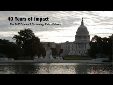 Science & Technology Policy Fellows: Transforming Global Science