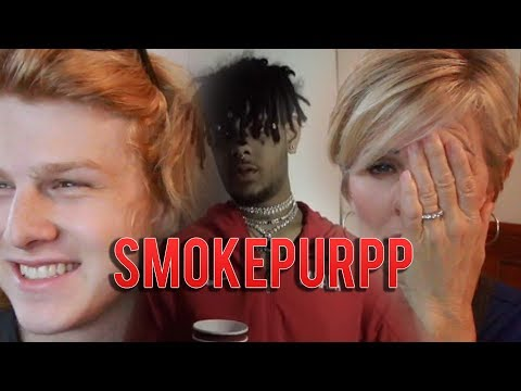 Mom reacts to Smokepurpp - Regrets (Shot by @_ColeBennett_)