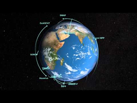 NASA's Earth-Observing Fleet, February 2015