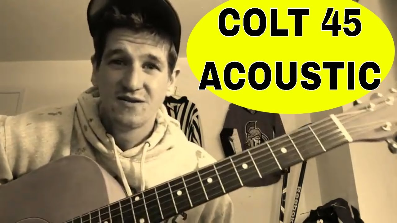 How To Play 'Colt 15/Crazy Rap'   Afroman   Easy Acoustic Guitar  Tutorial/Lesson