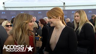 Bryce Dallas Howard: Why She Buys Dresses Herself For Award Shows | Access Hollywood
