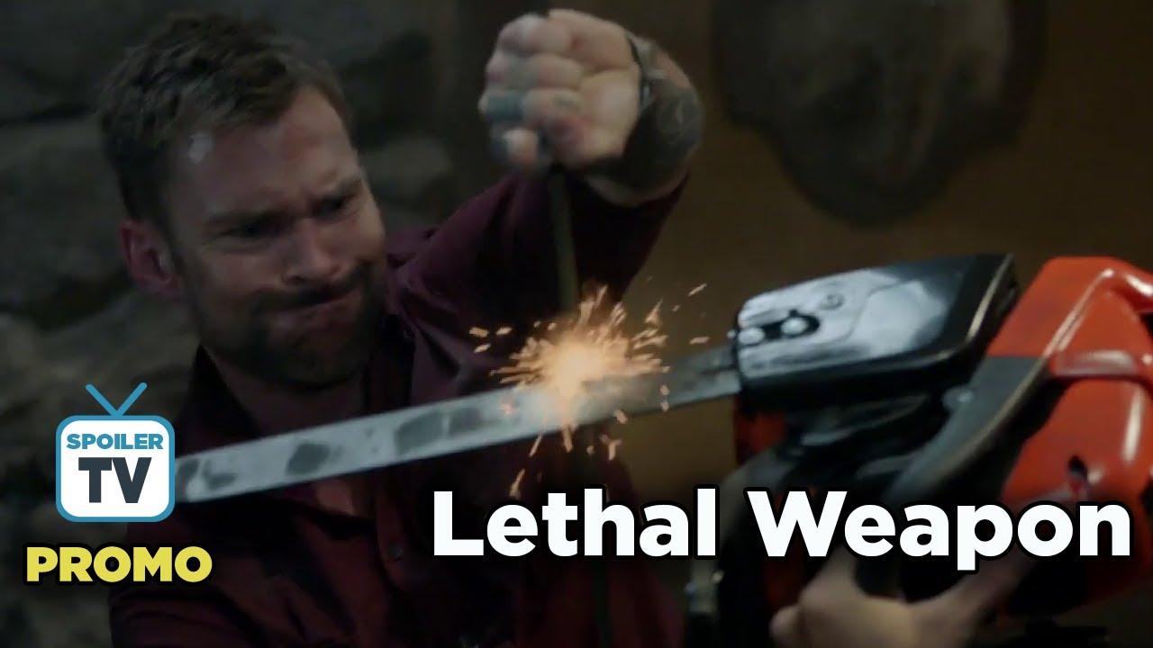 "Download Lethal Weapon 3x09 Promo ""Bad Santas"""