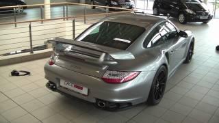 Silver Porsche GT2 RS
