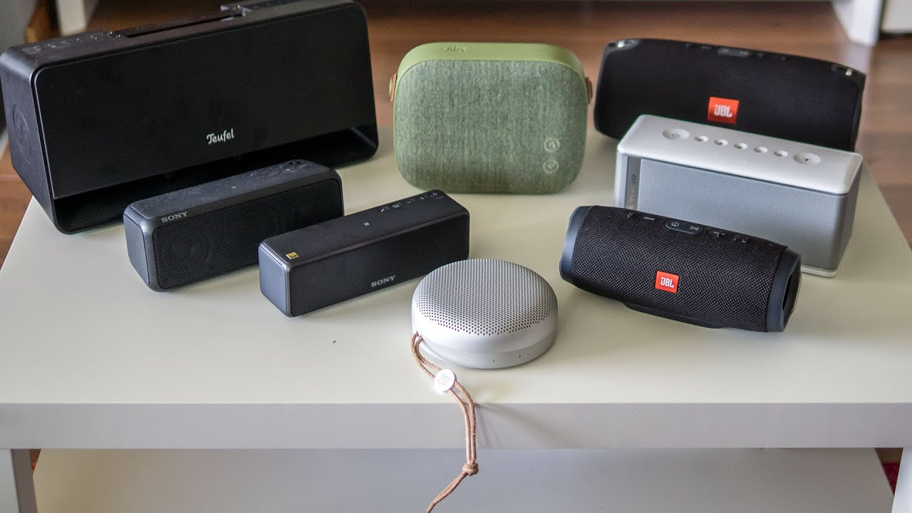 b o beoplay a1 speaker shootout funnycat tv. Black Bedroom Furniture Sets. Home Design Ideas