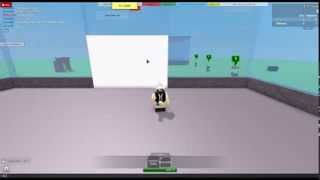 ROBLOX How to silent cast on magic lessons 3.0
