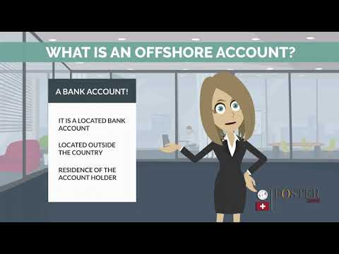WHY OPEN AN OFFSHORE BANK ACCOUNT?