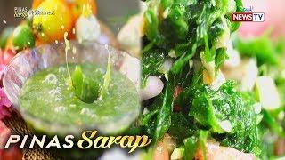 Pinas Sarap: Lumot salad at lumot soup, ibinida sa 'Pinas Sarap'