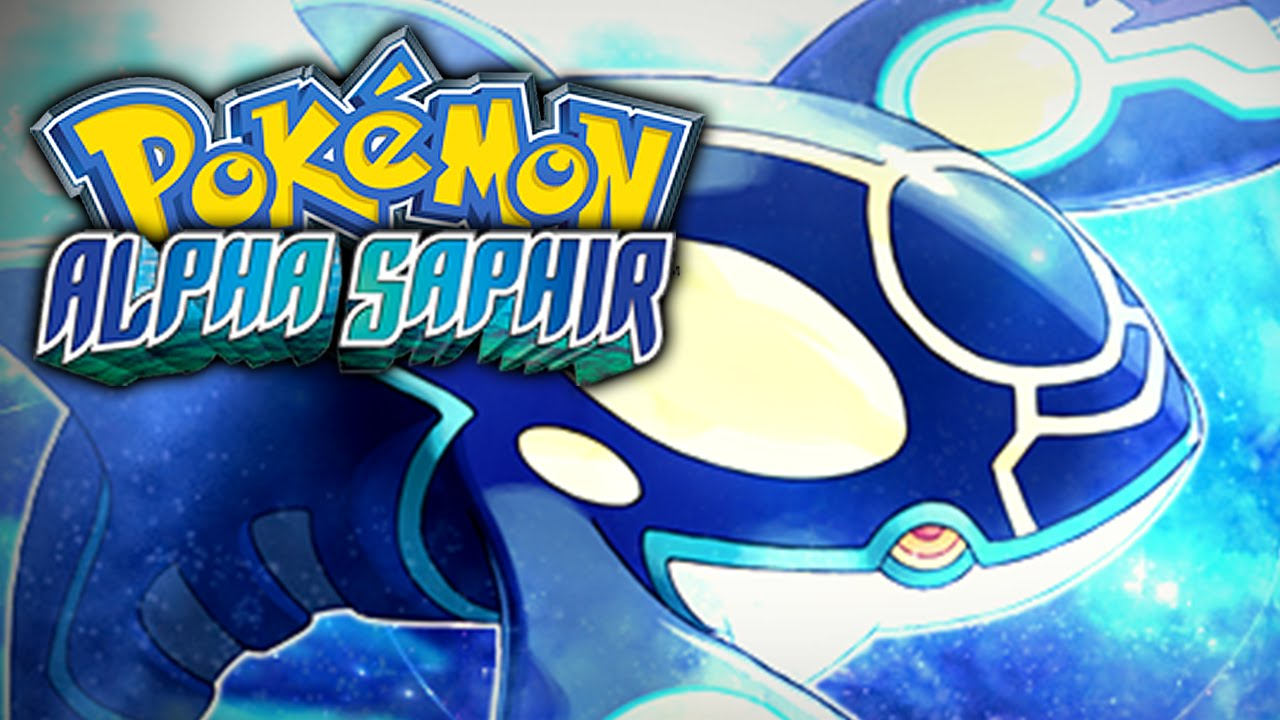 Proto kyogre fangen kyogres protomorphose pokemon alpha saphir youtube - Pokemon saphir pokemon legendaire ...