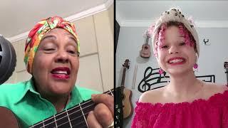 Analu Sampaio e Rosa Passos - O Samba da minha terra