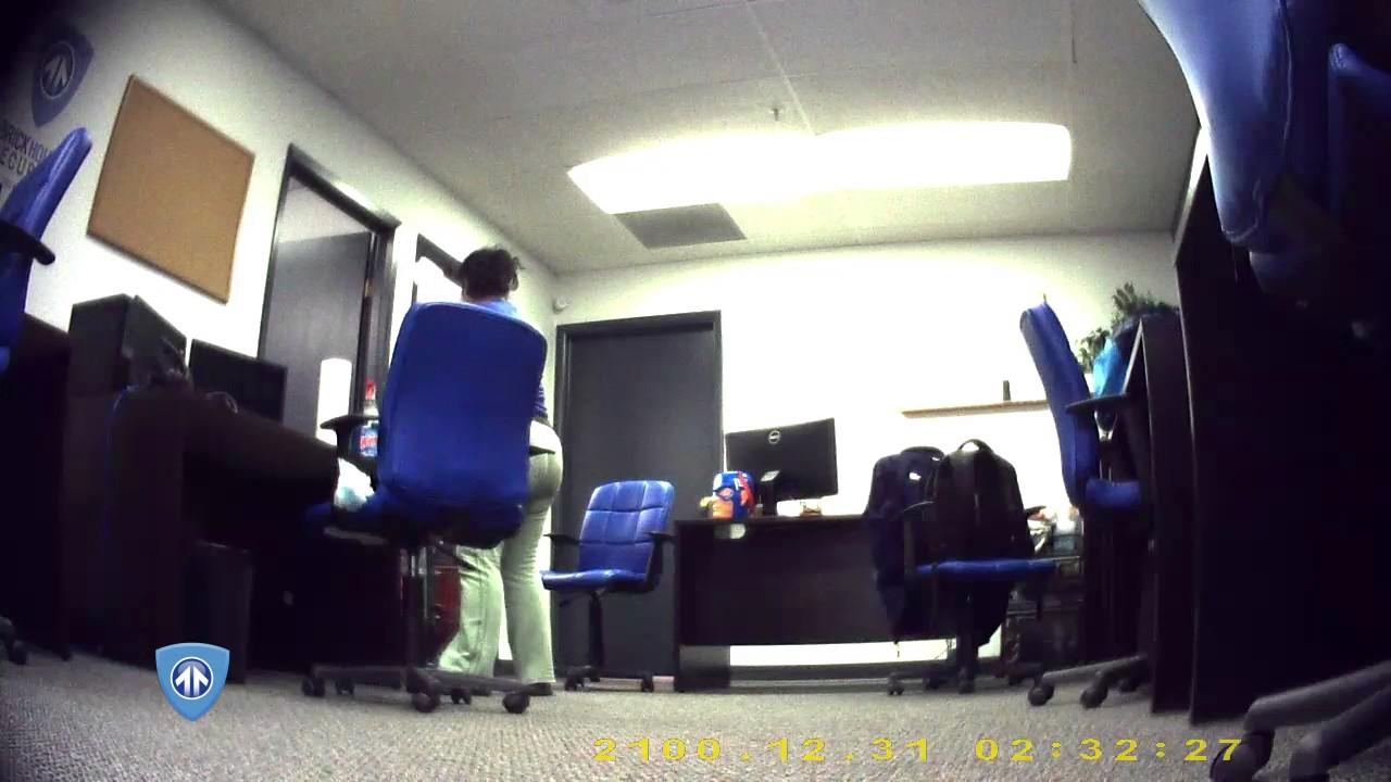 Actual Footage Rockcam Outdoor Hidden Cam