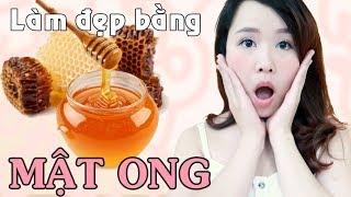 MẸO CHỮA MỤN BẰNG MẬT ONG - Honey Beauty Hacks | Ngọc Bube