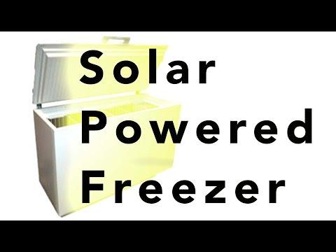 SunDanzer Solar Freezer