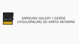 Android 6.0.1 Serisinde Uygulamaları SD Karta Aktarma