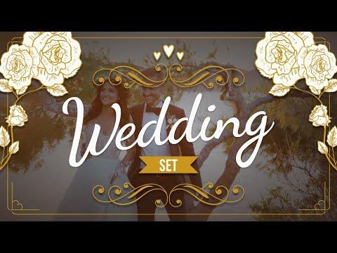 Wedding Set   Filmora Effects Store