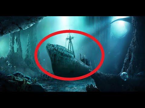 ЭТО СКРЫВАЕТ ТОЛЩА ВОДЫ! ТАЙНЫ, корабли и сокровища, погребённые в ПУЧИНАХ ОКЕАНА!