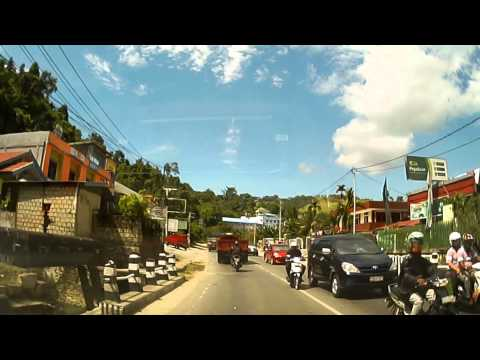 Jayapura to Sarmi, Papua Province(2) パプア州のジャヤプラからサルミへ
