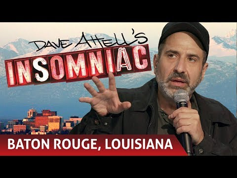 Insomniac with Dave Attell   New Orleans