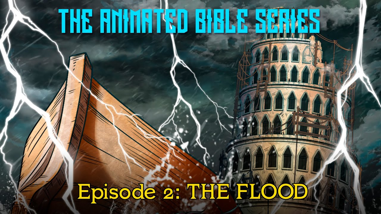Download The Animated Bible Series | Season 1 | Episode 2 | The Flood | Michael Arias