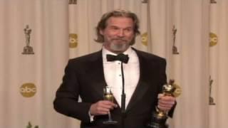 CNN: Oscar winner for best actor, Jeff Bridges still 'the dude'