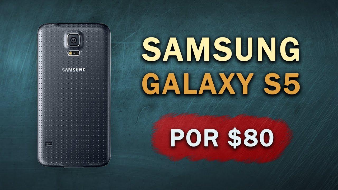 Samsung Galaxy S5 ¿Vale La Pena En 2020?