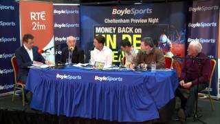 Festival Naps - BoyleSports Cheltenham 2015 Preview - Davy Russell, Gordon Elliot, Ted Walsh