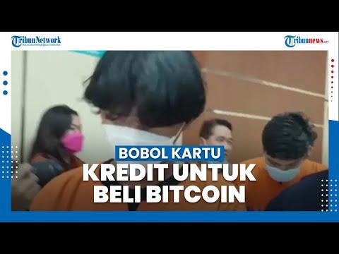 Dua Pria Bobol Kartu Kredit WNA untuk Membeli Bitcoin