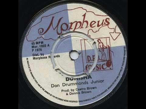 Don Drummond - Dunisha