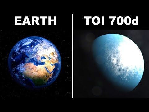 NASA Has Announced That This Earth Size Planet TOI 700d Is In The Habitable Zone
