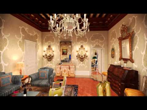 Virtual Tour of the Punta della Dogana Suite at The Gritti Palace, a Luxury Collection Hotel, Venice