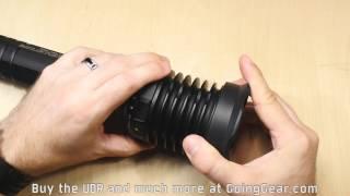 Surefire UDR Dominator 2400 Lumen Flashlight Extended Review