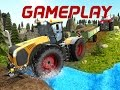 Tractor Driver Transporter 3D - Android Gameplay