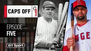 Why is Babe Ruth the greatest baseball player ever? Caps Off, episode five