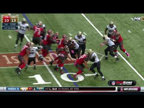 NFL RedZone Every Touchdown 2014 Week 5