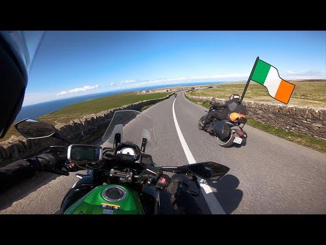 ROAD-TRIP EN IRLANDE 🇮🇪 Partie 2