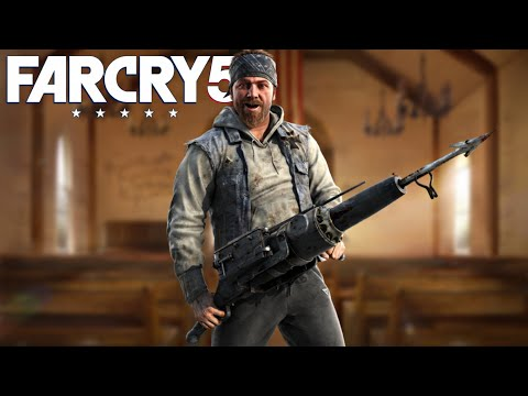 FAR CRY 5 : O FILHO PRÓDIGO! ENCONTRAMOS O HURK DO FAR CRY 4, ÉPICO! : EP. 27 ‹ RD Gameplay ›