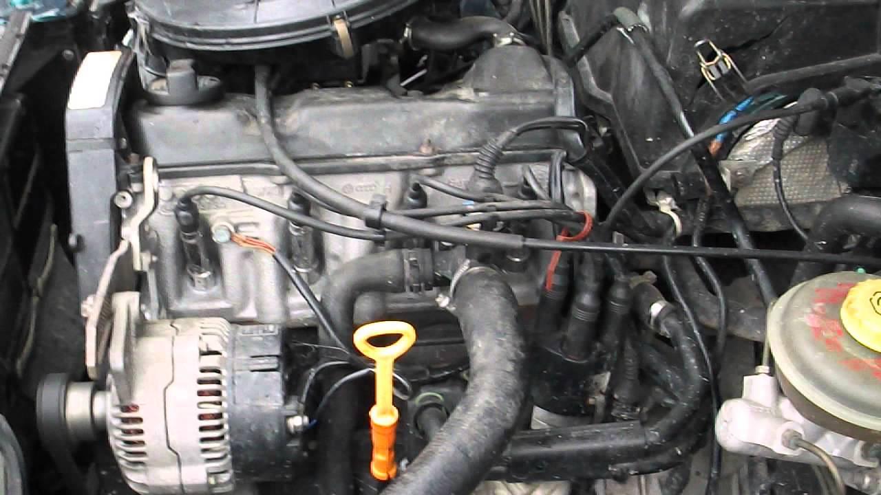 audi 80 b4 какой двигатель abk или abt