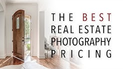 Best Pricing for Real Estate Photography